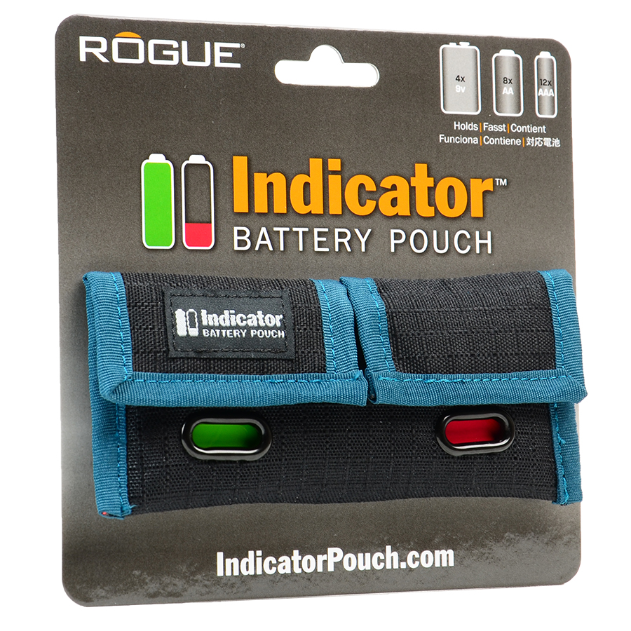 Indicator Battery Pouch Packaging